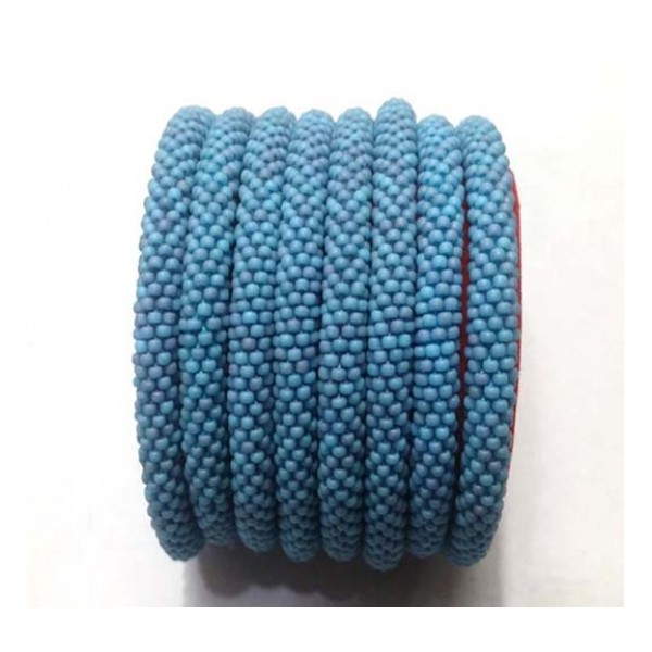 Roll on Glass Beads Bracelets Handmade in Nepal
