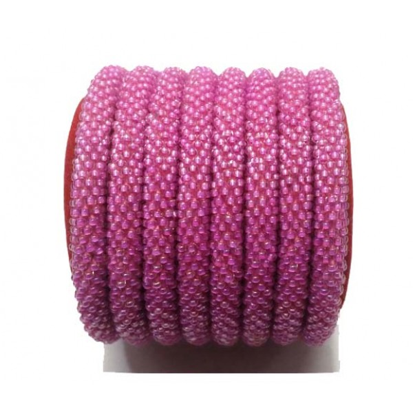 Solid Color Bracelets Best Matches to any Dress - Roll on Beads Bracelets - Made in Nepal
