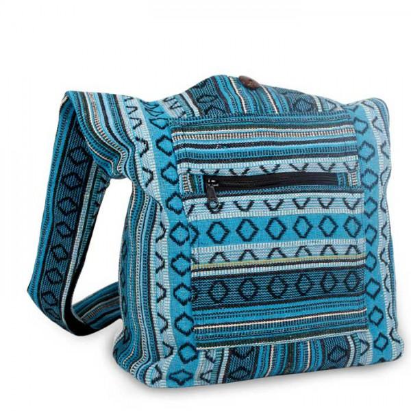 Nepal Cotton Bag - Fashion Bag - Shoulder Bag - Unisex Bag