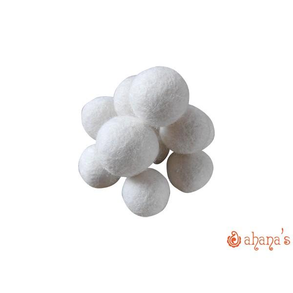 Wool Felt Balls made in Nepal
