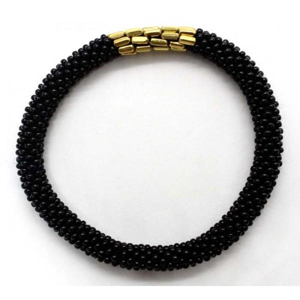 Ahana's Beads Bracelets - Fashion Bracelets - Beaded Bracelets - Crochet Seed Bracelets - Jewelry - BD-070