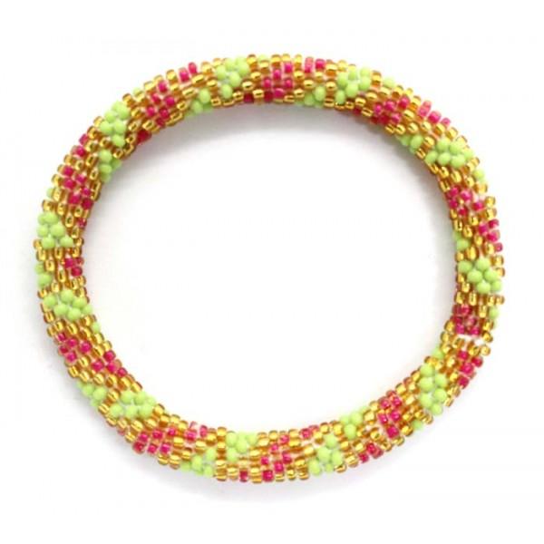 Ahana's Beads Bracelets - Glass Beads Bracelets - Fashion Bracelets - Jewelry - BD-095