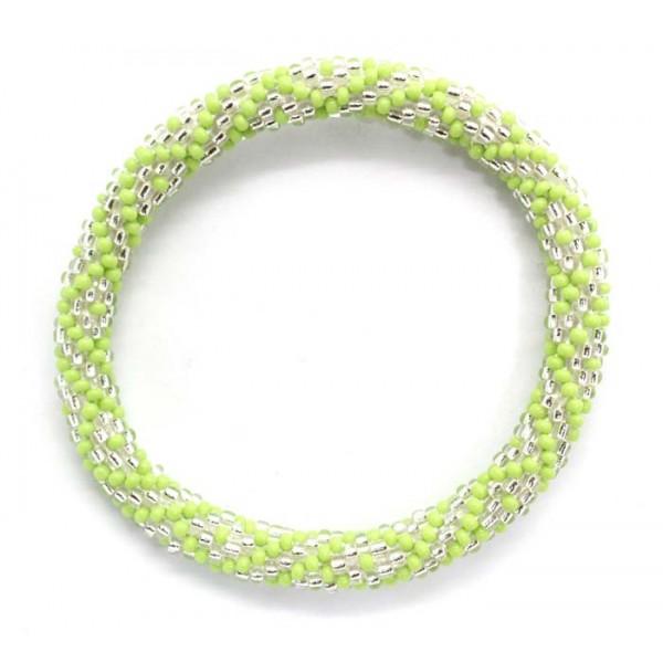 Ahana's Beads Bracelets - Glass Beaded Nepal Bracelets - Fashion Bracelets - Jewelry - BD-105