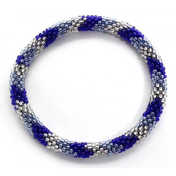 Ahana's Beads Bracelets - Glass Beaded Nepal Bracelets - Fashion Bracelets - Jewelry - BD-156